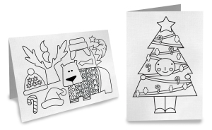 Interactive Christmas Cards